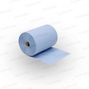 Putzrolle Papierputztuch blau 2lagig - 1.000 Abrisse 37 x 38cm