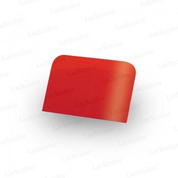 Silco 5061 Kunststoffspachtel Japan Set Rot 120mm - 10 Stück