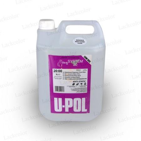 U-Pol S2000/5 Silikonentferner Reiniger auf Wasserbasis 5 Liter