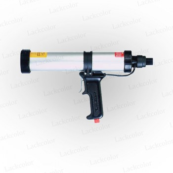 """3M 08012 Druckluftpistole Kartuschenpistole mit Luftregulierung 1/4"""" Außengewinde für Druckluftausschluss"""