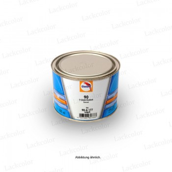 Glasurit 93-M010 Perlweiss Wassermischlack Reihe 90 0,5 Liter