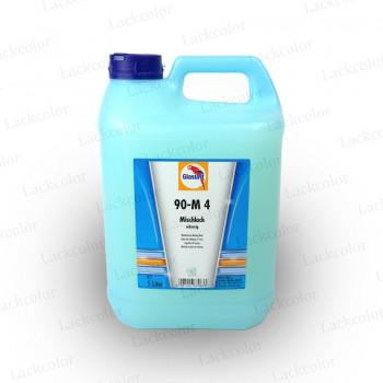 Glasurit 90-M4 Mischlack Wässrig 5  Liter