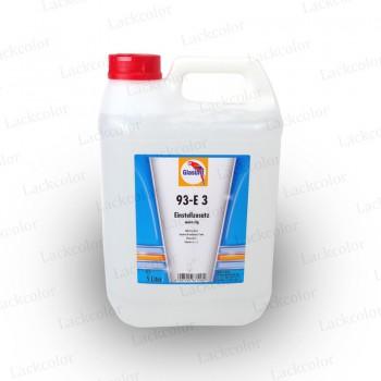 Glasurit 93-E3 Einstellzusatz 5 Liter