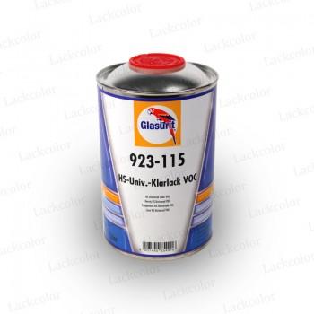 Glasurit 923-115 HS Universal Klarlack VOC 1 Liter