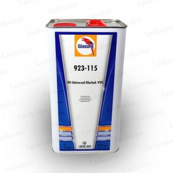 Glasurit 923-115 HS Universal Klarlack VOC 5 Liter