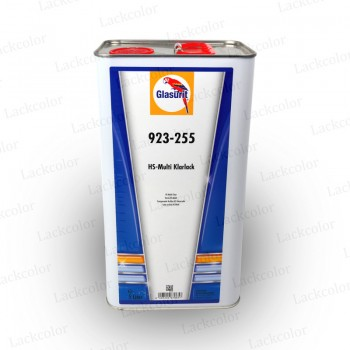 Glasurit 923-255 HS Multi Klarlack 5 Liter