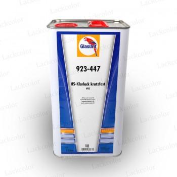 Glasurit 923-447 HS Klarlack Kratzfest VOC 5 Liter