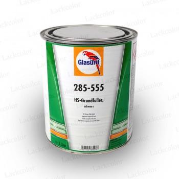 Glasurit-285-555 HS Grundfüller schwarz 3 Liter