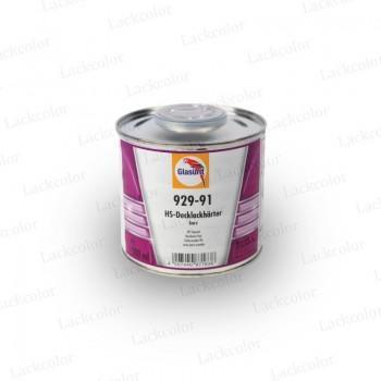 Glasurit 929-91 HS Deklackhärter kurz 0,5 Liter