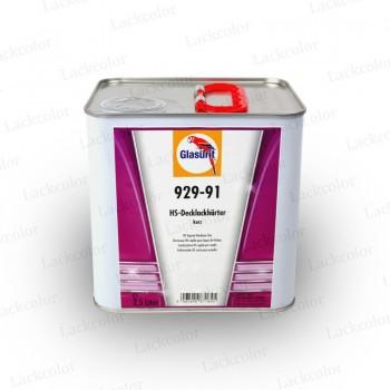 Glasurit 929-91 HS Deklackhärter kurz 2,5 Liter