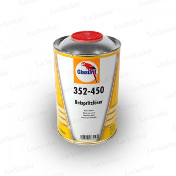 Glasurit 352-450 Beispritzlöser 1 Liter