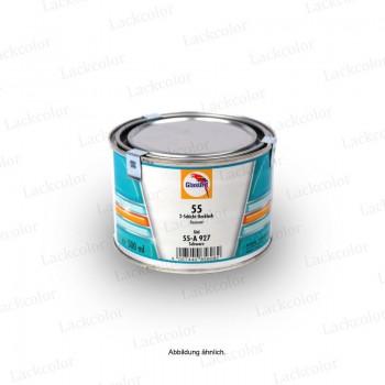 Glasurit 55-9190 Perleffekt Samtsilber Mischlack Reihe 55 0,5 Liter
