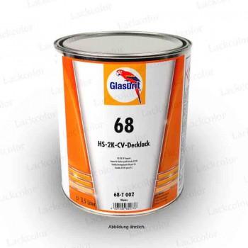 Glasurit 568-M124 CV Mischlack Matt 3,5 Liter