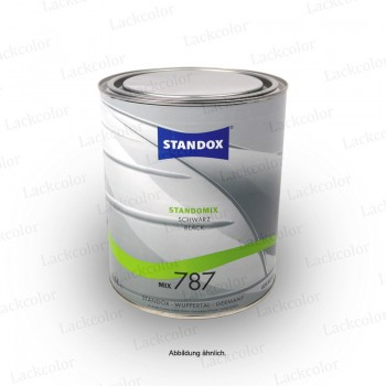 Standox 80741 Standofleet Mix 741 Tiefrot 3,5 Liter