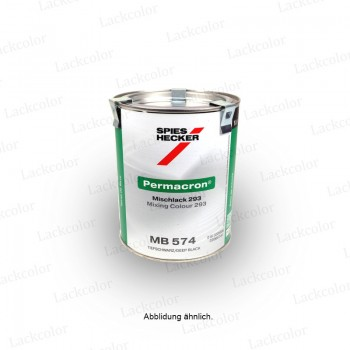 Spies Hecker Serie 293 MB 299 Additiv Basislack 1 Liter