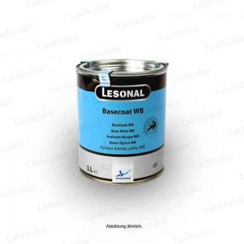 Lesonal WB02 Wassermischlack 1 Liter