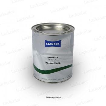 Standox Wunschlack Basislack Konventionell Uni/Metallic 0,5 Liter