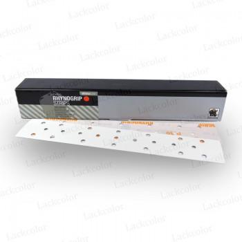Indasa Klettstreifen P360 23Loch 70 x 420mm