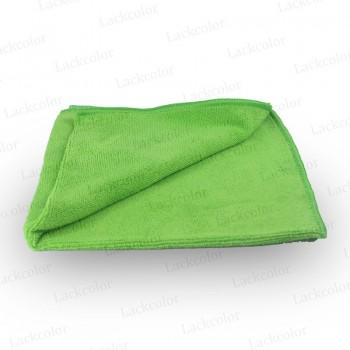 Microfasertuch Poliertuch, grün, 40x40cm, 5 Stück