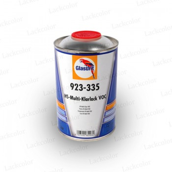 Glasurit 923-335 HS Multi Klarlack VOC 1 Liter
