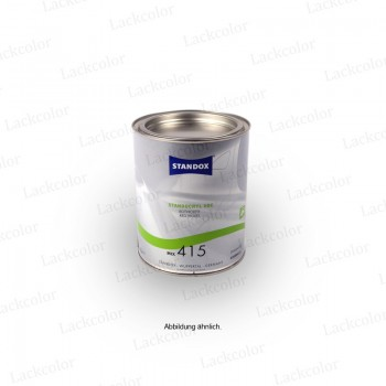 Standox Standocryl 2K VOC Mix 413 Schwarztoner 1 Liter