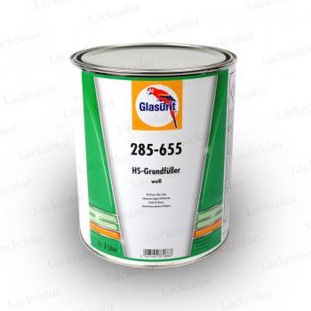 Glasurit-285-655 HS Grundfüller weiss 3 Liter