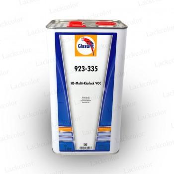 Glasurit 923-335 HS Multi Klarlack VOC 5 Liter