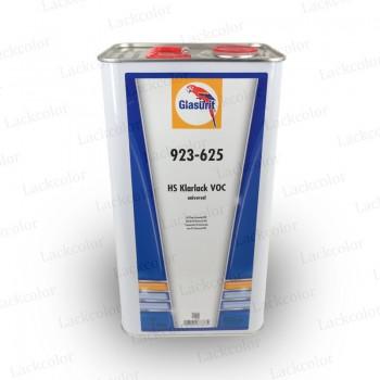 Glasurit 923-625 HS Klarlack Universal VOC 5 Liter