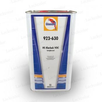 Glasurit 923-630 HS Klarlack hochglänzend VOC 5 Liter