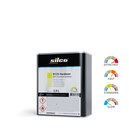 Silco UHS Härter kurz 0,5 Liter